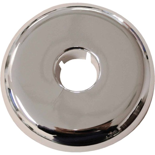 Jones Stephens 3/8 In. IPS or 1/2 In. CTS Chrome-Plated Polypropylene Flexible Flange