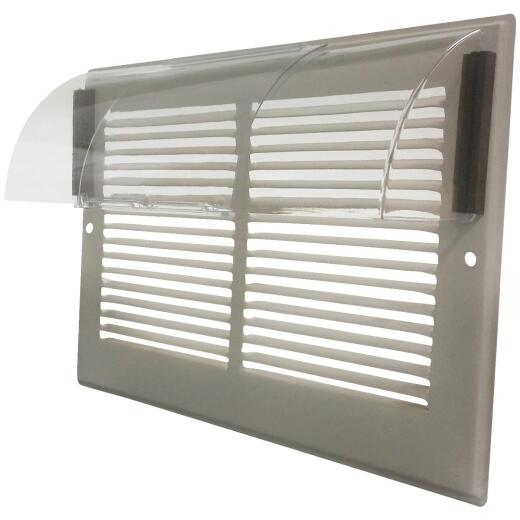 Frost King's 10 In. to 14 In. Multi-Use Heat and Air Deflector