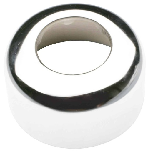 Do it 1-1/2 In. IPS Chrome Plated Flange