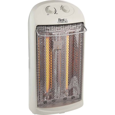 Best Comfort 1500-Watt 120-Volt Tower Quartz Heater