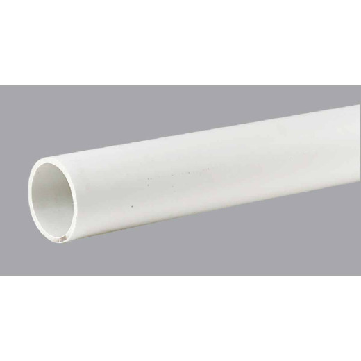 Charlotte Pipe 1-1/2 In. X 10 Ft. PVC-DWV Cellular Core Schedule 40 Pipe