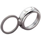 Do it 1-1/2 In. x 1-1/2 In. Die-Cast Slip Joint Nut and Washer Image 1