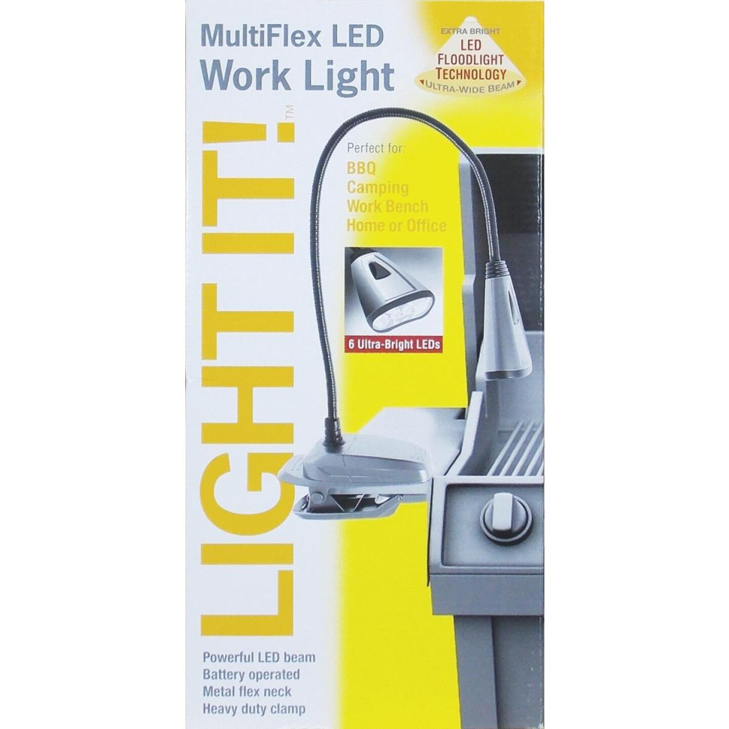 Light It Silver LED Battery Operated Light Image 2