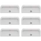 Mr. Beams White LED Battery Operated Light Image 1