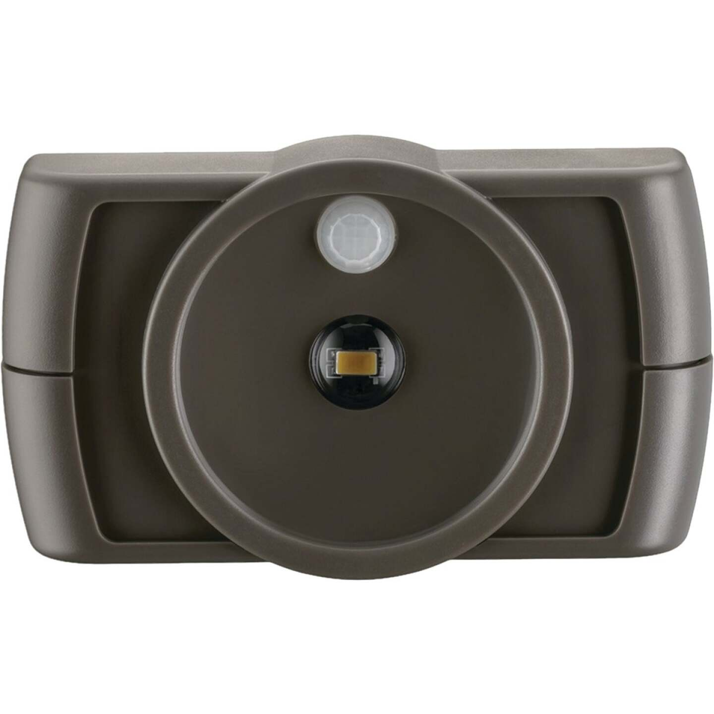 Mr. Beams Brown LED Battery Operated Light Image 1