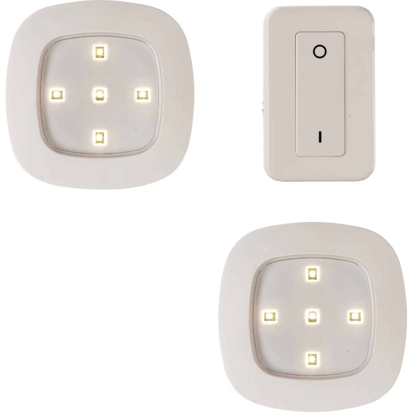 Light It White LED Battery Operated Light System Image 1