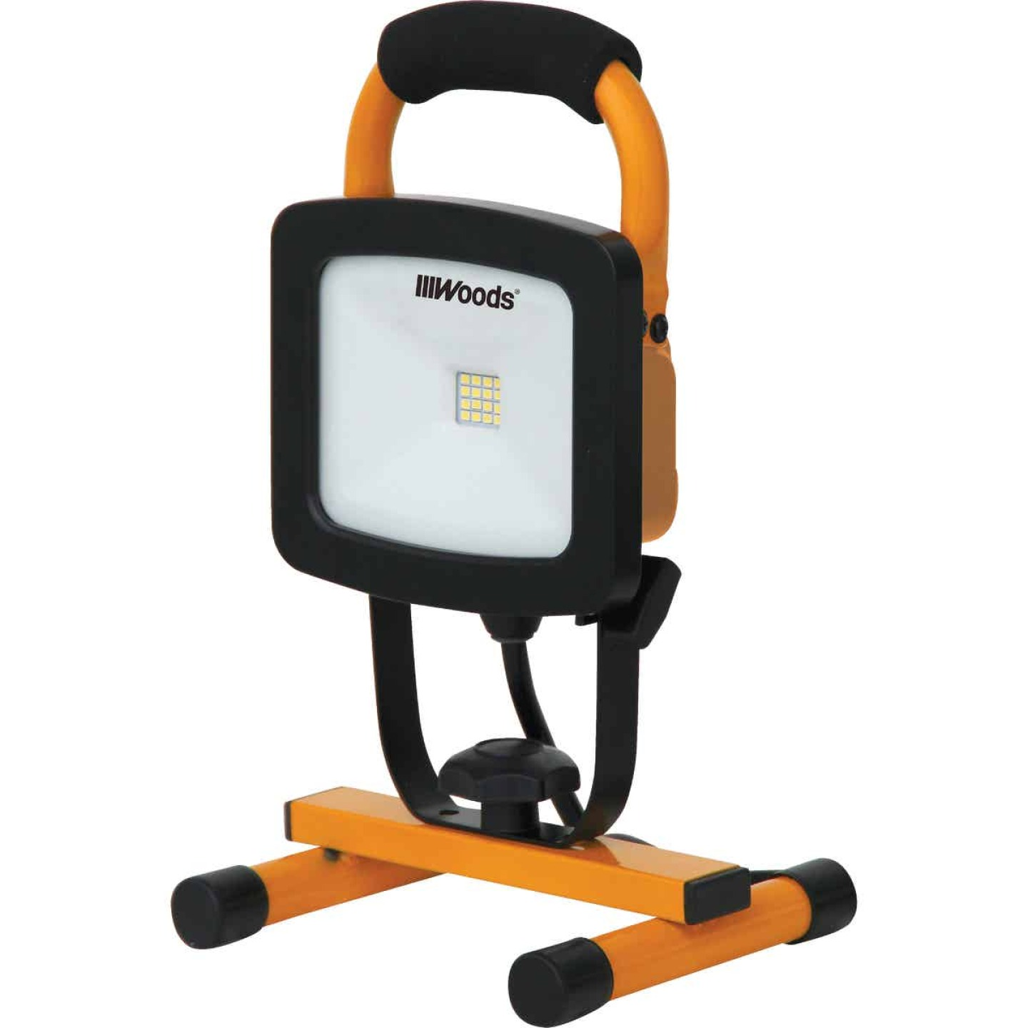 Woods 1000 Lm. LED H-Stand Portable Work Light Image 1