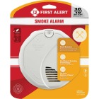 First Alert 10-Year Sealed Battery Photoelectric/Ionization Smoke Alarm Image 2