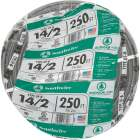 Southwire 250 Ft. 14 AWG 2-Conductor UFW/G Wire Image 2