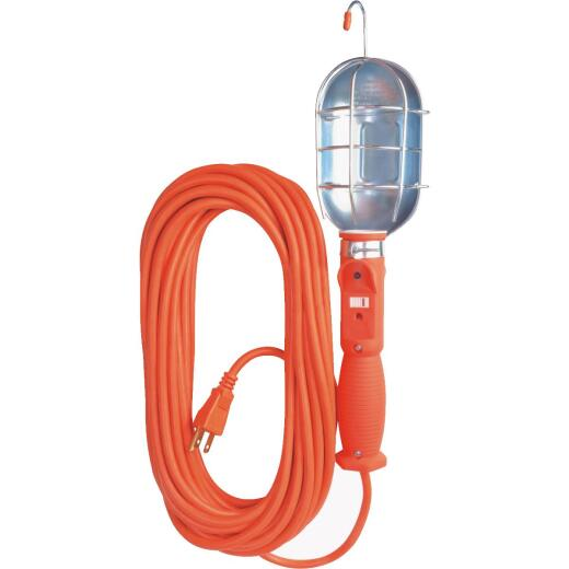 Do it Premium 75W Incandescent Trouble Light with 50 Ft. Power Cord