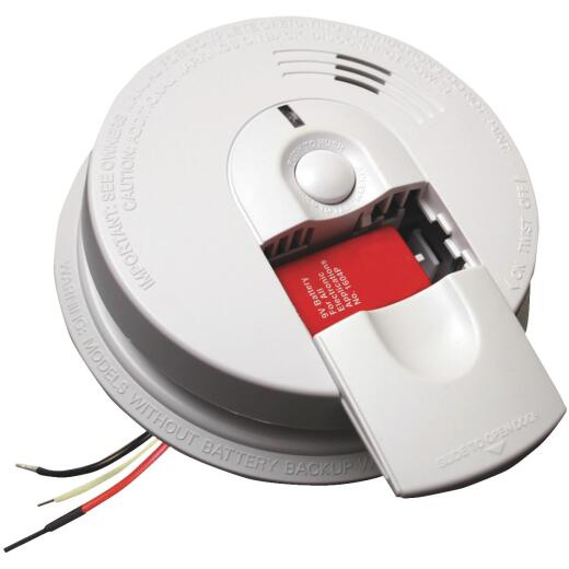 Kidde Firex i4618 Hardwired 120V Ionization Smoke Alarm