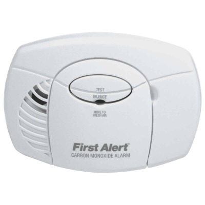 First Alert Battery Operated 9V Electrochemical Carbon Monoxide Alarm