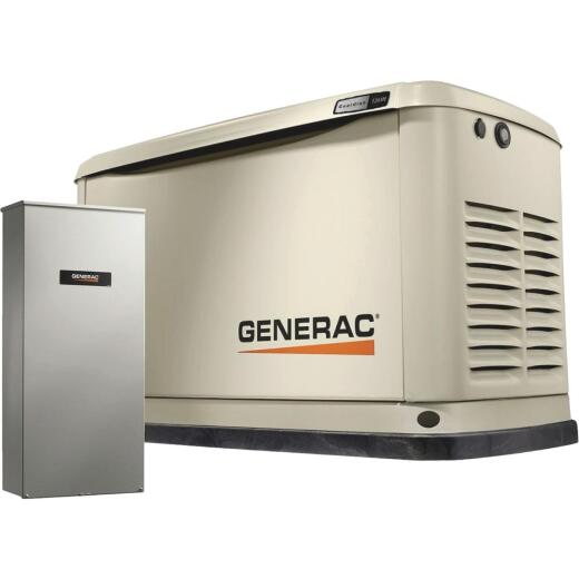 Generac Guardian WiFi 13,000W Natural Gas/LP Home Standby Generator