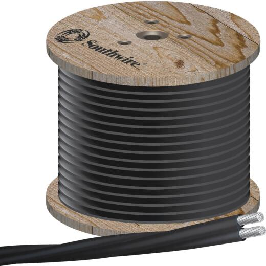 Southwire 500 Ft. 2-2-2 AWG 3-Conductor Underground Service Entrance Cable