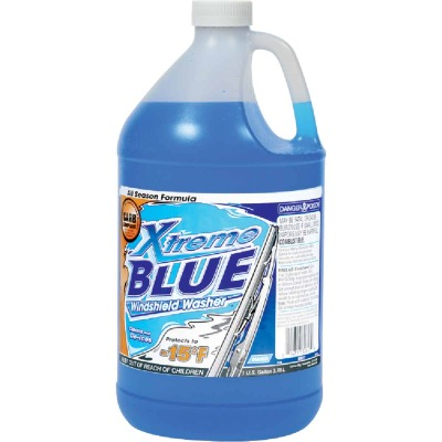Camco Xtreme Blue 1 Gal. -15 Deg F Temperature Rating Windshield Washer Fluid with Antifreeze