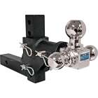 Reese Towpower Adjustable Rotating Multiple Hitch Ball Mount Image 1