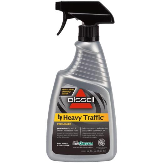 Bissell 22 Oz. Heavy Traffic Precleaner Carpet Cleaner