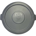 Gator Gray Trash Can Lid for 44 Gal. Trash Can Image 1