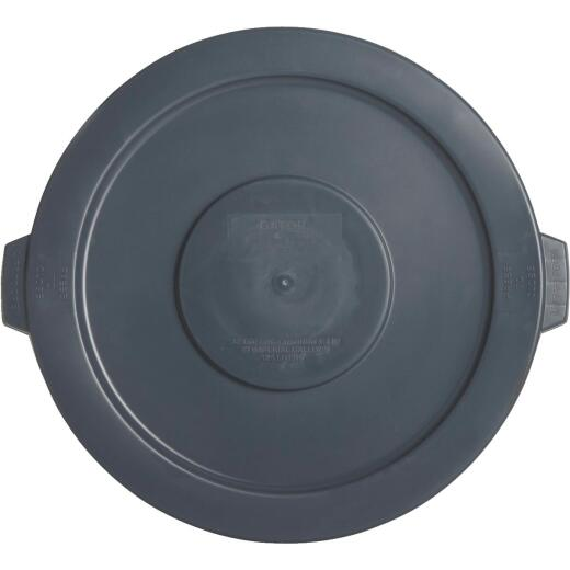 Gator Gray Trash Can Lid for 32 Gal. Trash Can