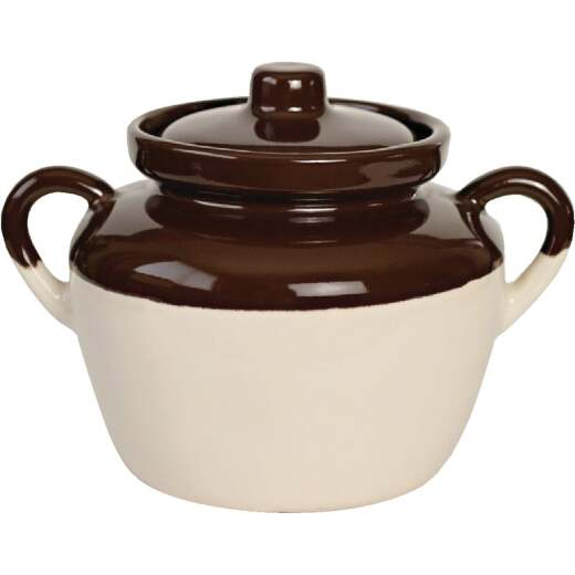 Ohio Stoneware 2 Quart Bean Pot Casserole Dish