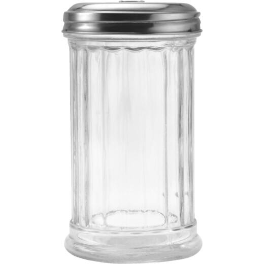 Gemco Glass Sugar Dispenser, 12 Oz.