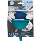 Core Kitchen Silicone Funnels (3 Piece) Image 2