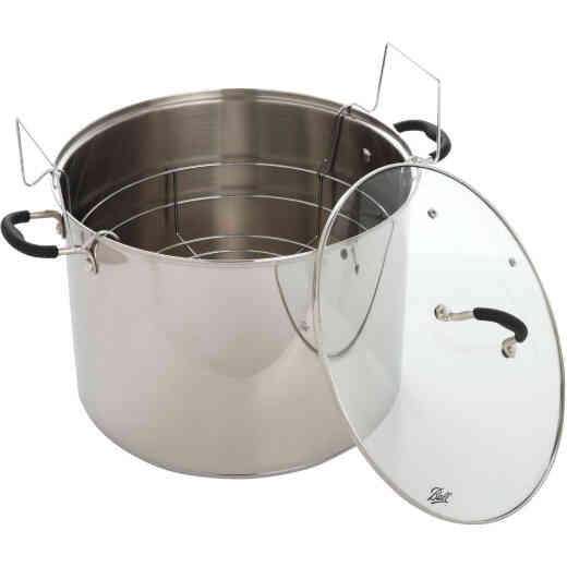 Ball Collection Elite 21 Qt. Stainless Steel Canner