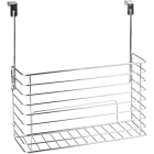 iDesign Classico Over-The-Cabinet Organizer Rack Image 1