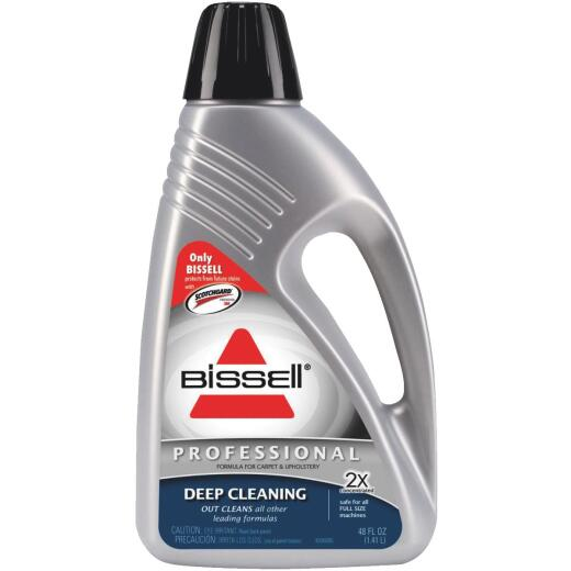 Bissell 48 Oz. Upholstery And Carpet Cleaner