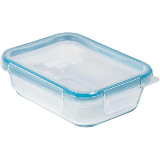 Snapware Total Solution 2-Cup Rectangle Pyrex Glass Storage Container with Lid