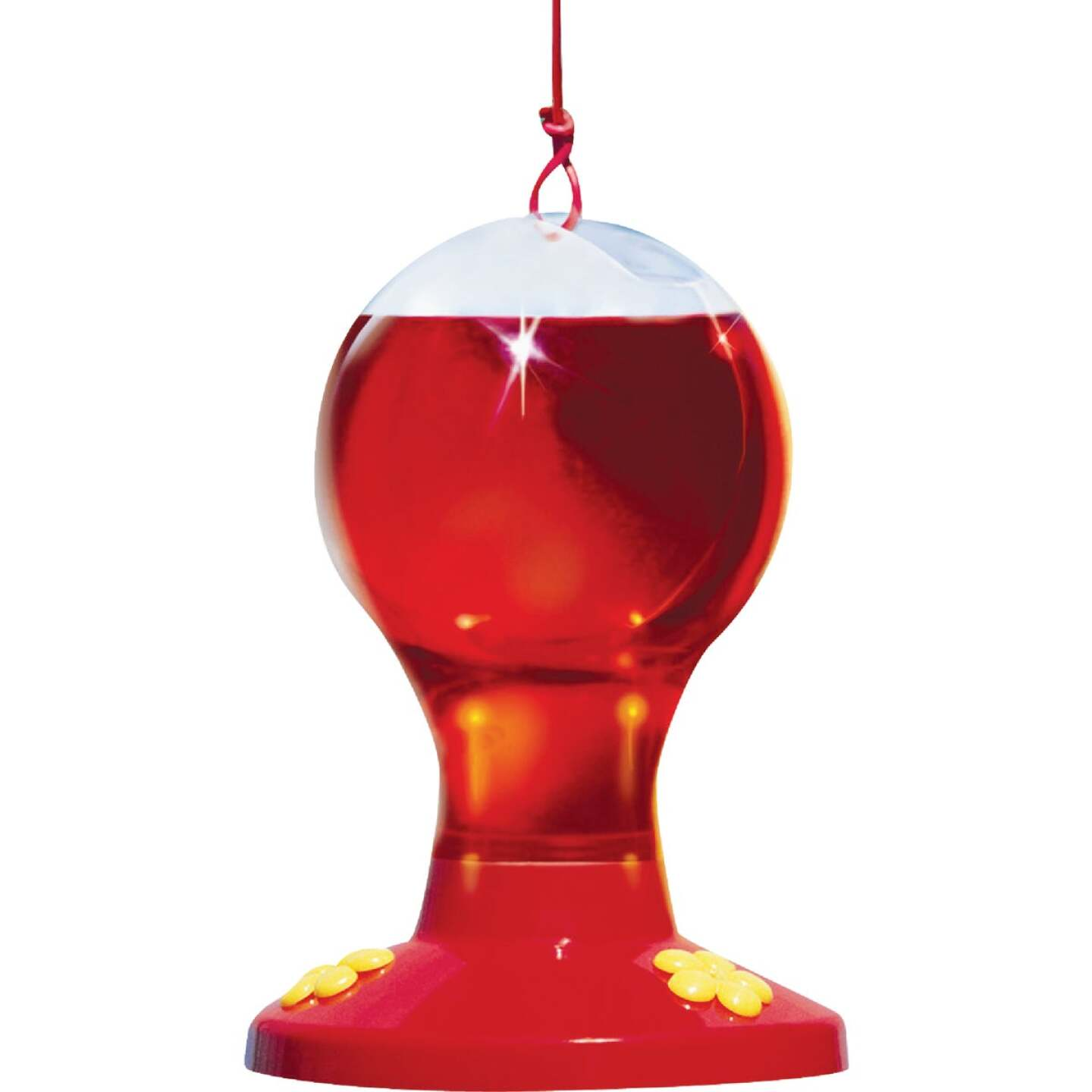 Perky-Pet Garden Song 16 Oz. Plastic Hummingbird Feeder Image 1