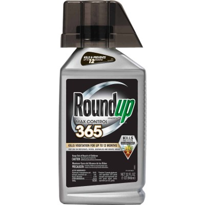 Roundup Max Control 365 1 Qt. Concentrate Vegetation Killer