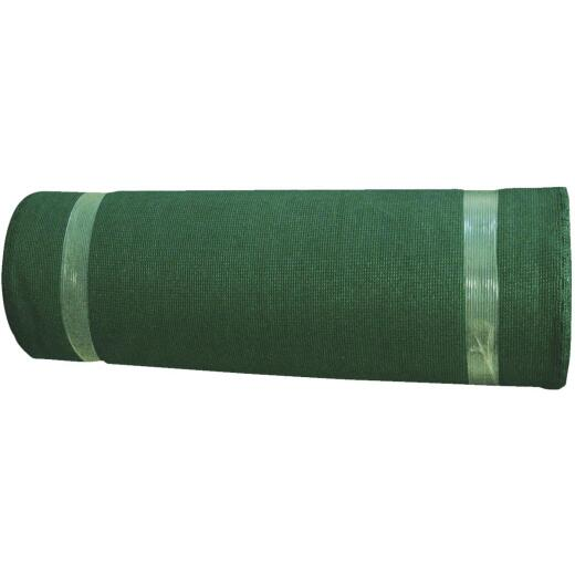 Coolaroo 6 Ft. W. x 100 Ft. L. Forest Green 50% UV Sun Screen Fabric
