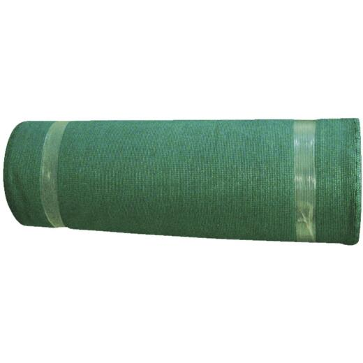 Coolaroo 6 Ft. W. x 100 Ft. L. Forest Green 70% UV Sun Screen Fabric