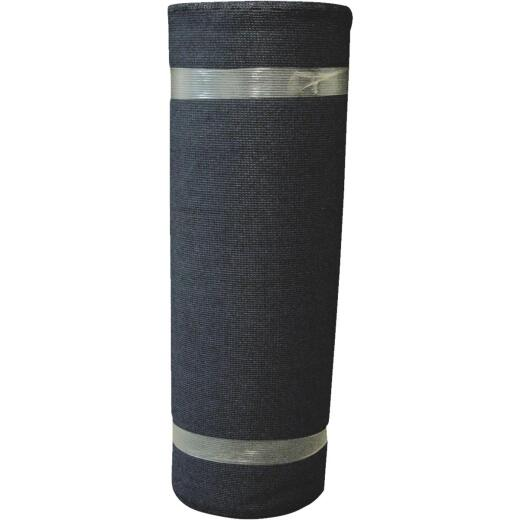 Coolaroo 6 Ft. W. x 100 Ft. L. Black 70% UV Sun Screen Fabric