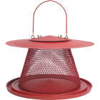 Perky-Pet No/No Red Metal Collapsible Bird Feeder Image 1
