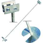 Tie Down 6 In. x 48 In. Galvanized Double Head Earth Anchor Image 1