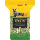Sunseed SunSations 32 Oz. Alfalfa Hay Chinchilla, Guinea Pig, & Pet Rabbit Food Image 1