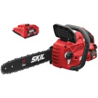 SKIL PWRCore 14 In. 40V Brushless Chain Saw with AutoPWRJump Charger Image 1