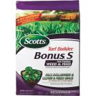 Scotts Turf Builder Bonus S Southern Weed & Feed 18.62 Lb. 5000 Sq. Ft. 29-0-10 Lawn Fertilizer with Weed Killer Image 7