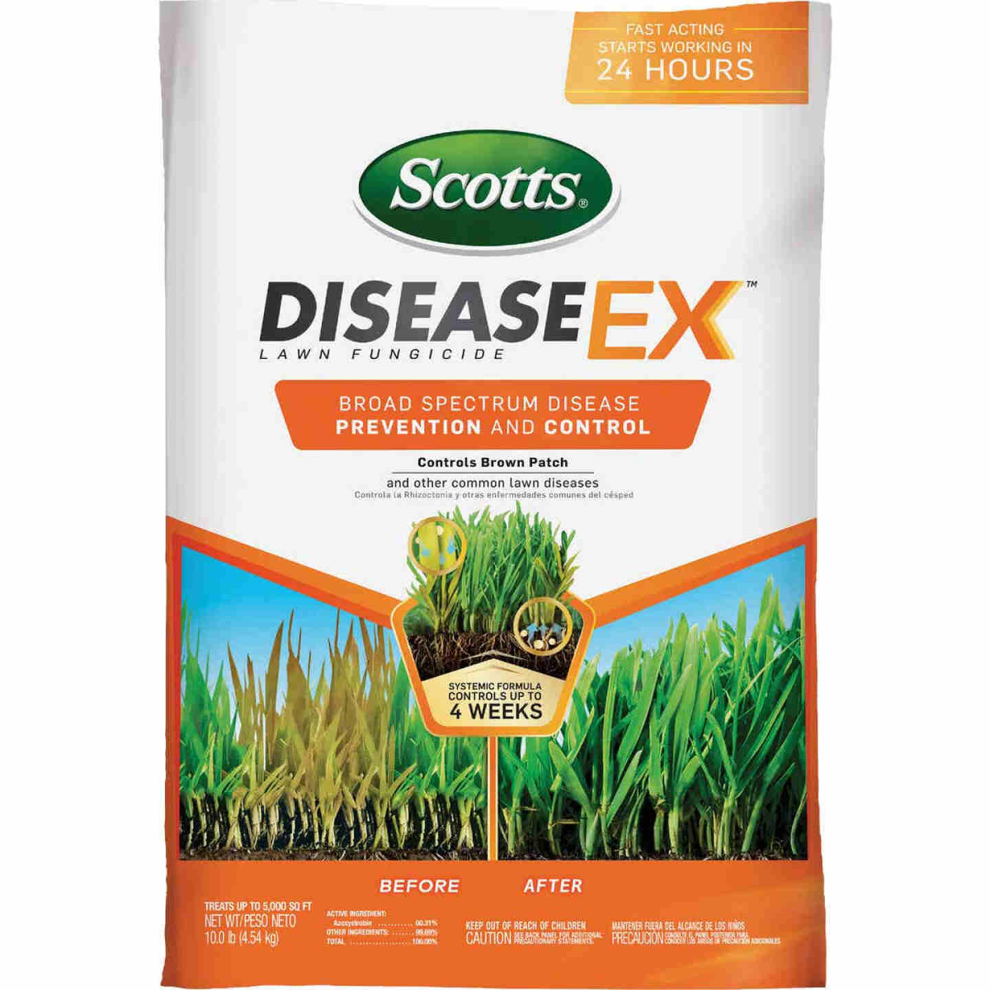 Scotts 6.75 Lb. Ready To Use Granules Lawn Fungicide Image 1