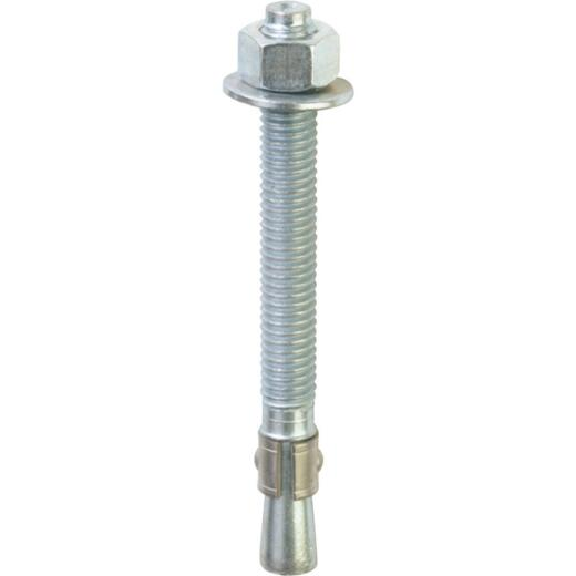 Red Head 3/8 In. x 5 In. Zinc Wedge Anchor Bolt