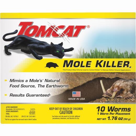 Tomcat Mole Killer (10-Pack)