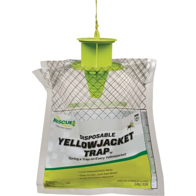 Rescue Disposable Yellow Jacket Trap, Eastern Version
