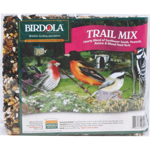 Birdola 2 Lb. Trail Mix Wild Bird Seed Cake