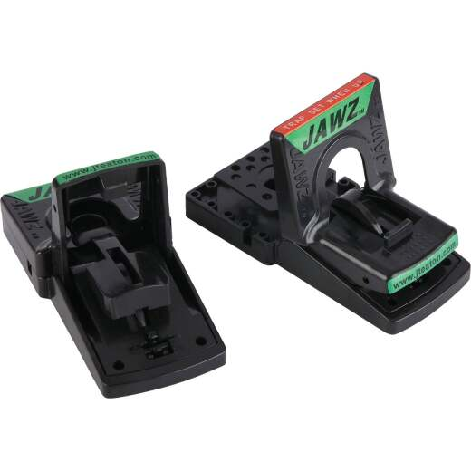 JT Eaton Jawz Mechanical Mouse Trap (2-Pack)