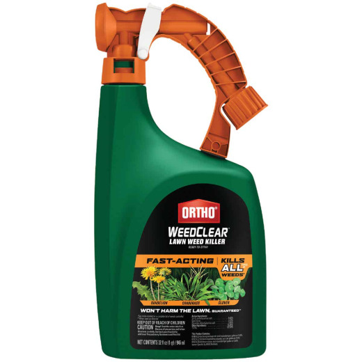Ortho WeedClear 32 Oz. Ready To Spray Hose End Northern Lawn Weed Killer