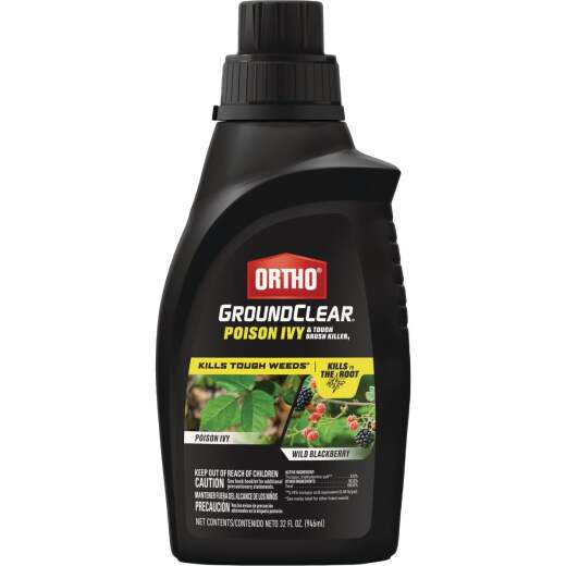 Ortho GroundClear 32 Oz. Concentrate Poison Ivy & Tough Brush Killer