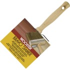 Wooster Bravo Stainer 4-3/4 In. Square Trim Stain Brush Image 1