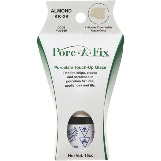 Fixture-Fix Porc-A-Fix Kohler Almond Porcelain Touch-up Paint, 15cc